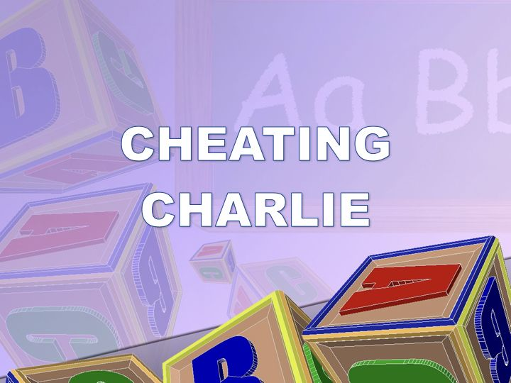 Cheating Charlie - Revised.001