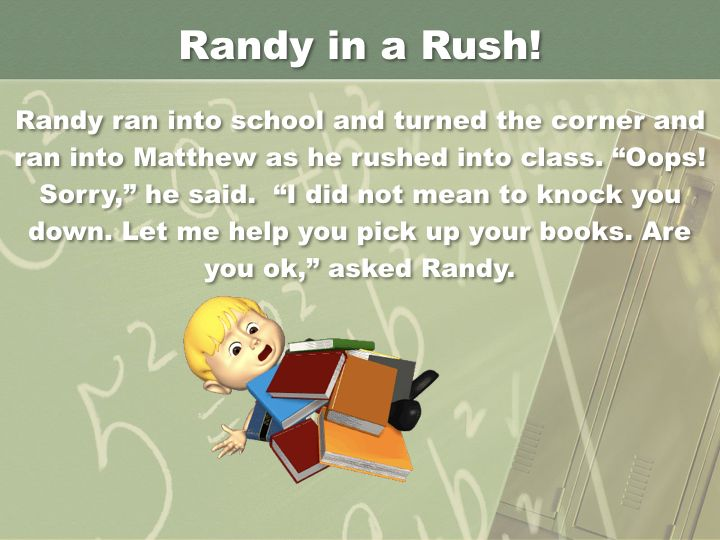 Randy in a  Rush - Revised.012