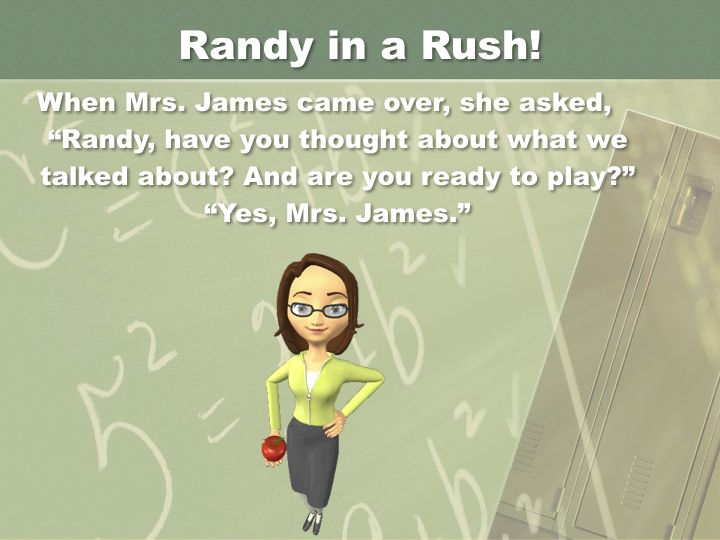 Randy in a  Rush - Revised.022
